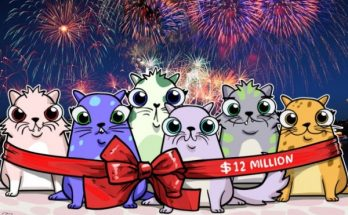 CryptoKitties Sales Hit $12 Million, Could be Ethereum's Killer App After All